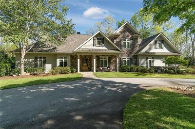 Seneca Single Family Home For Sale: 120 Waterford Farms Lane