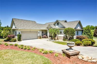 Seneca, Seneca/west Union Single Family Home For Sale: 613 Dye Drive