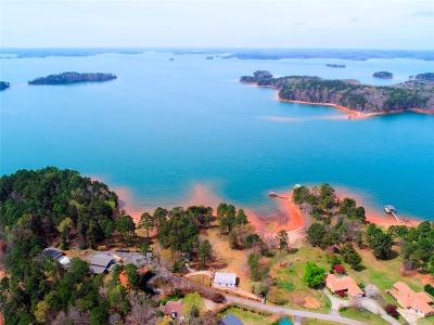 Athens, Anderson Single Family Home For Sale: 1318 Wilderness Trail