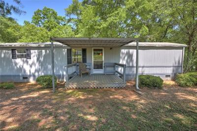Mobile Home Contract-Take Back-Ups: 938 Dogwood Lane