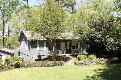 Fair Play Single Family Home For Sale: 202 E Clearwater Shores Drive