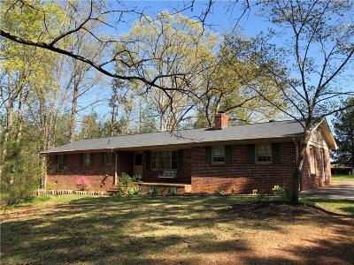 Seneca Single Family Home For Sale: 160 Clydesdale Road