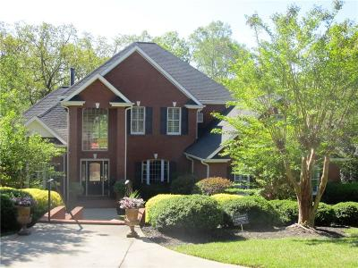 Anderson Single Family Home For Sale: 101 Winding River Drive