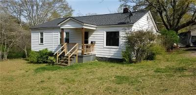 Pickens Single Family Home For Sale: 125 Woodlane Drive