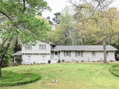 Clemson Single Family Home Contract-Take Back-Ups: 106 Albermarle Drive
