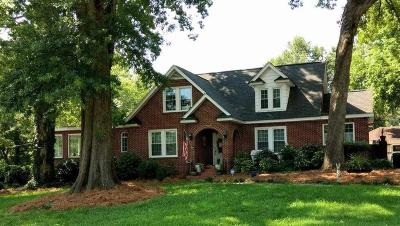 Anderson Single Family Home For Sale: 226 Whitehall Road