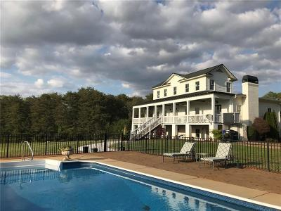 Anderson County Single Family Home For Sale: 1545 Five Forks Road