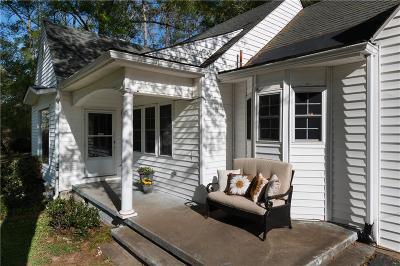 Seneca SC Single Family Home For Sale: $119,900