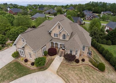 Anderson Single Family Home For Sale: 102 Grassy Knoll Way