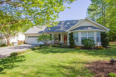 Anderson Single Family Home For Sale: 97 Hunters Lane