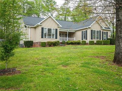 Single Family Home For Sale: 1127 Hamlin Road