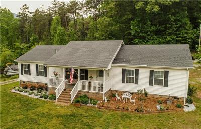 Pickens Single Family Home For Sale: 305 Rock Cliffe Trail