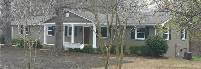 Greenville County Single Family Home For Sale: 527 Mahaffey Road