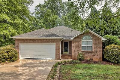 Anderson Single Family Home For Sale: 111 Woodbridge Court