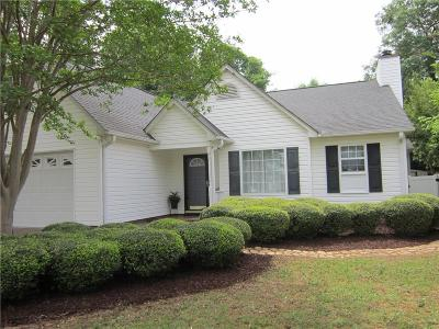 Anderson Single Family Home For Sale: 102 Kingsgate Way