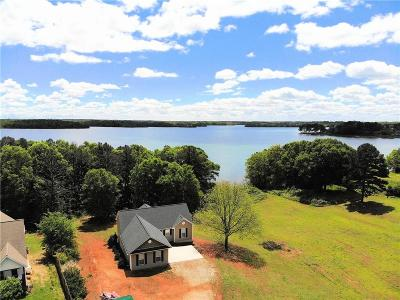 Townville Single Family Home For Sale: 102 North Windy Point