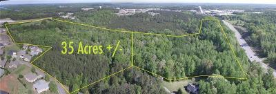 Central, Clemson, Salem, Seneca, Walhalla, West Union Residential Lots & Land For Sale: 158 Elizabeth Lane