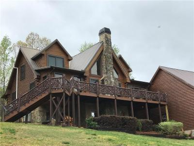 Pickens Single Family Home For Sale: 105 Woodmere Court
