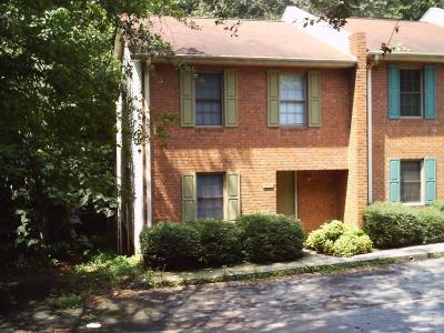 Clemson Townhouse Contract-Take Back-Ups: 112 College Heights Boulevard