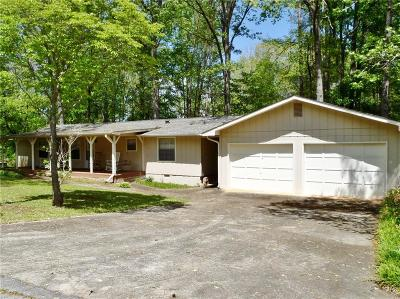 Hart County, Stephens County, Franklin County Single Family Home For Sale: 380 S Century Drive