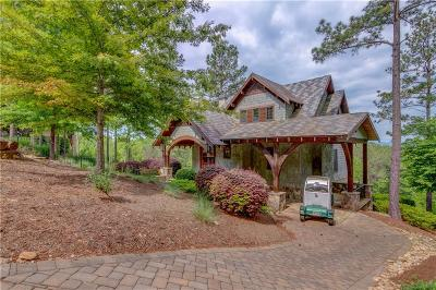 Six Mile Single Family Home For Sale: 143 Button Bush Trail