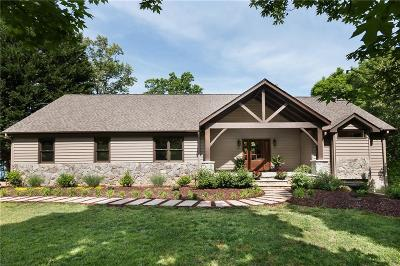 Single Family Home For Sale: 300 Wynswept Pointe