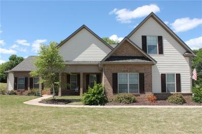Anderson Single Family Home For Sale: 107 Rolling Meadow Court