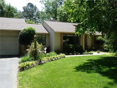 Anderson County, Oconee County, Pickens County Single Family Home For Sale: 1220 Baypoint Drive