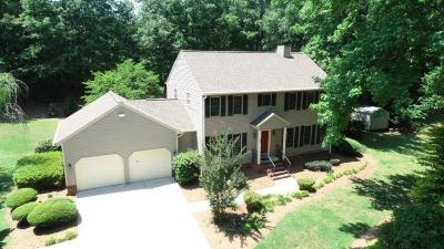Clemson Single Family Home Contract-Take Back-Ups: 121 Shaftsbury Road