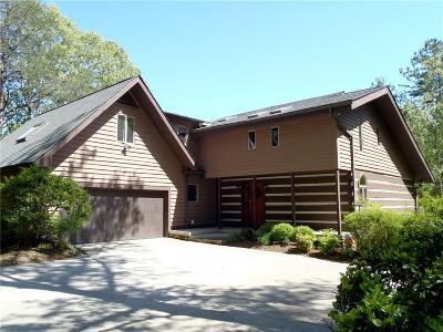 Oconee County Single Family Home For Sale: 130 Hemlock House Lane