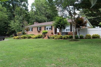Pickens Single Family Home For Sale: 121 Judy Drive