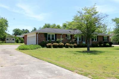 Single Family Home For Sale: 405 Centerville Road