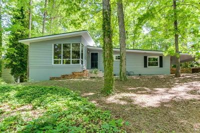 Anderson SC Single Family Home Sold: $164,500