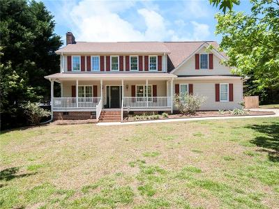 Piedmont Single Family Home For Sale: 132 Wilson Way