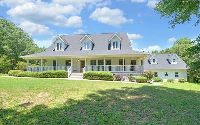 Single Family Home For Sale: 292 Scottmill Road