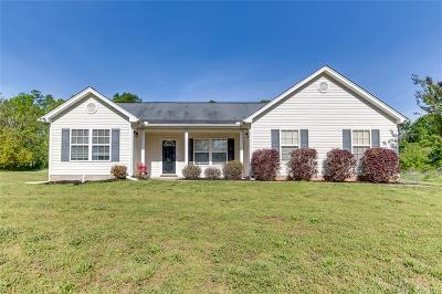 Single Family Home For Sale: 1932 Shackleburg Road