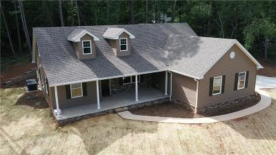 Westminster Single Family Home For Sale: 101 Oconee Avenue