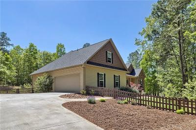 Greenville County Single Family Home For Sale: 2725 W Georgia Road