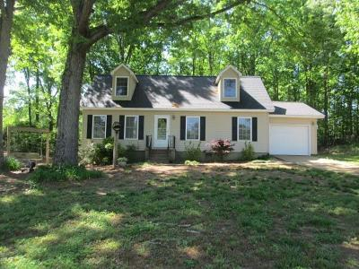 Anderson Single Family Home Contract-Take Back-Ups: 212 Jeanne Drive