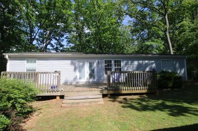 Townville Mobile Home For Sale: 138 Buckhead Drive