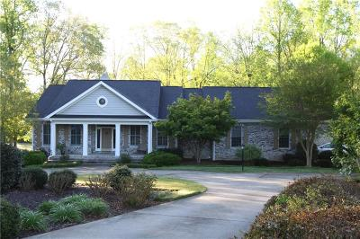 Seneca Single Family Home For Sale: 4404 Smoak Pond Road