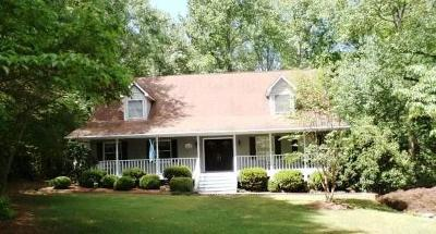Clemson Single Family Home For Sale: 117 Ashley Road