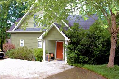 Oconee County, Pickens County Single Family Home For Sale: 141 W Waters Edge Lane