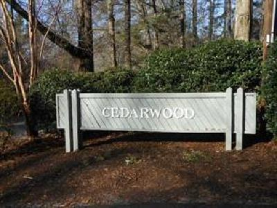 Clemson Condo Contract-Take Back-Ups: 150 Ligon Street