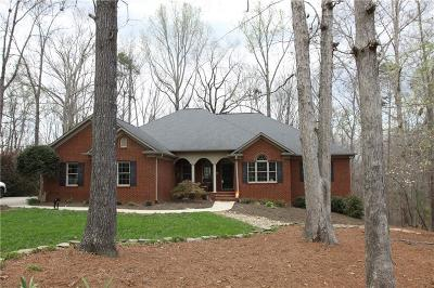 Seneca Single Family Home For Sale: 1231 Stillwater Drive