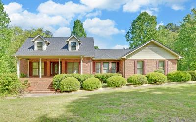 Hart County, Franklin County, Stephens County Single Family Home For Sale: 133 Bayview Drive