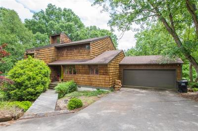 Anderson Single Family Home For Sale: 2500 Cobbs Way