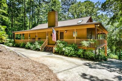 Pickens County Single Family Home For Sale: 105 Poplar Pointe