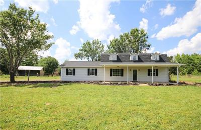 Single Family Home For Sale: 181 Peach Orchard Drive
