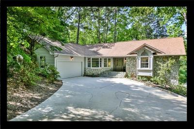 Keowee Key Single Family Home For Sale: 2 Tradewinds Way